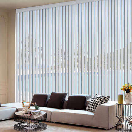 PVC Vertical Curtain