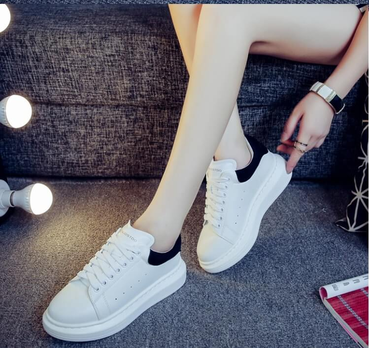 Simple Skater Shoes