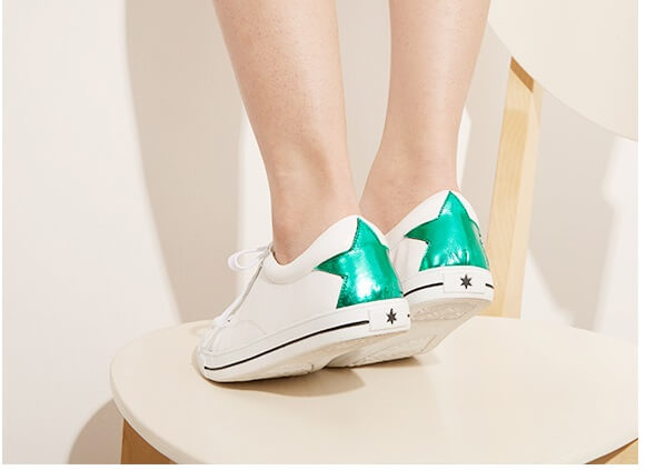 Star Heel Casual Shoes